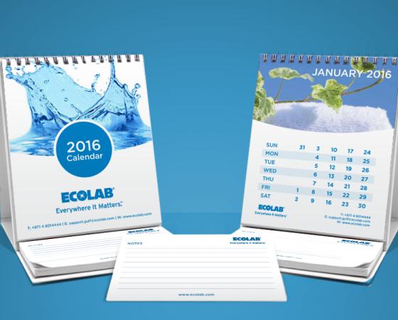 Ecolab Calendar